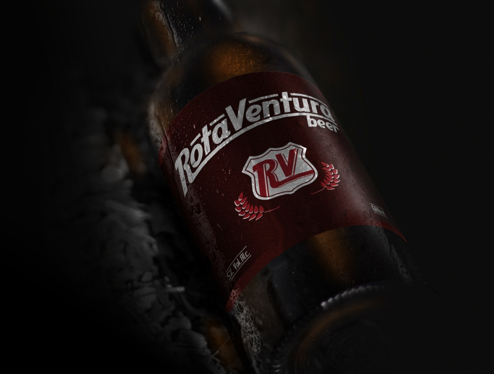 rota ventura lança cerveja artesanal banda autoral independente